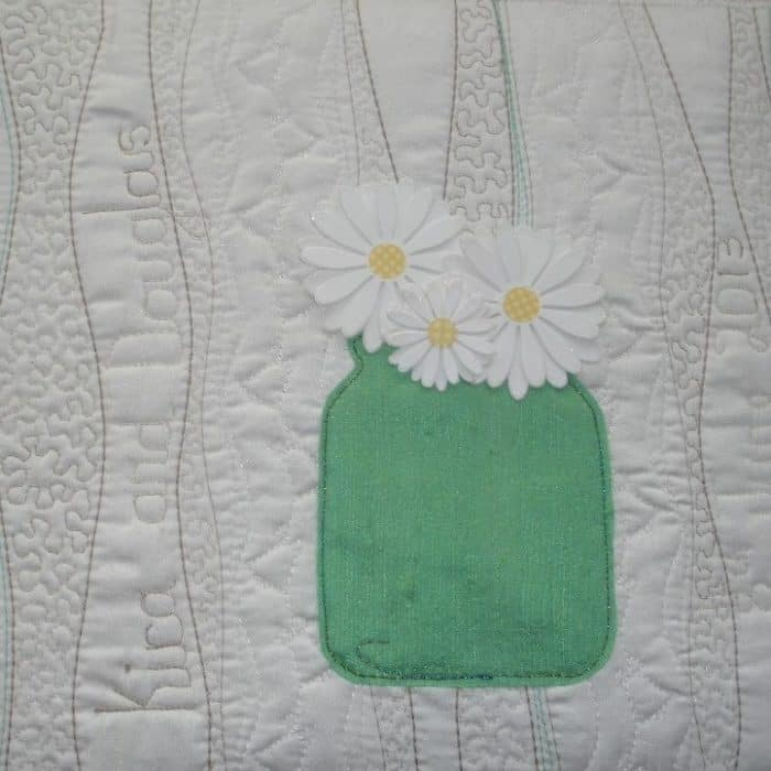 Daisy Wedding Album