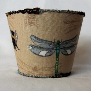 Tealight Dragonfly design.