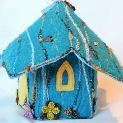 New Forest Fairy Houses