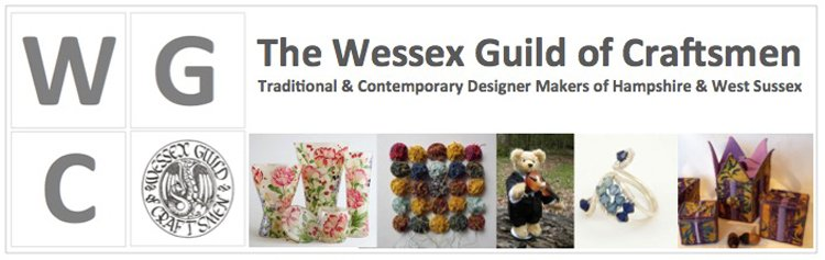 Textile Alchemist with the Wessex Guild of Craftsmen
