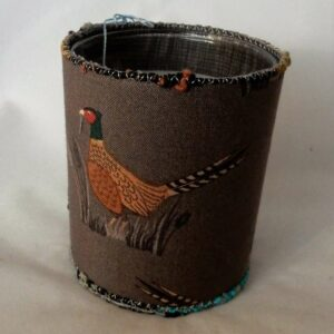 Candle | Pheasant (Brown)